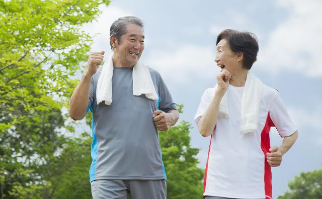 健康運動サポート